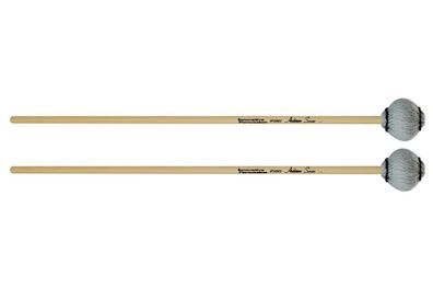 INNOVATIVE PERCUSSION - IP-5003 ARTISAN MARIMBA MALLETS MEDIUM - CEDAR SHAFT