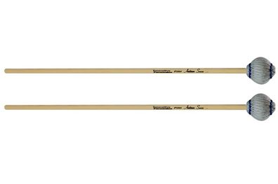 INNOVATIVE PERCUSSION - IP-5004 ARTISAN MARIMBA MALLETS MEDIUM HARD - CEDAR SHAFT