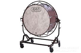 "ADAMS - BD36 CONCERT BASS DRUM 36""x22"" WITH TILTING ST+ CYMBALHOLDER"