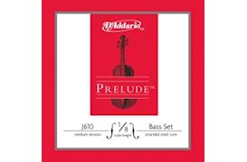 DADDARIO - PRELUDE DOUBLE BASS STRING SET 1/8, MEDIUM