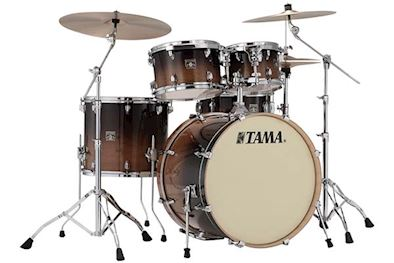 TAMA - DRUMSET CL50RS-CFF SUPERSTAR CLASSIC 5PC SHELL KIT