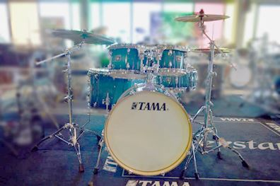 TAMA - DRUMSET CL52KRS-BAB SUPERSTAR CLASSIC 5PC SHELL KIT