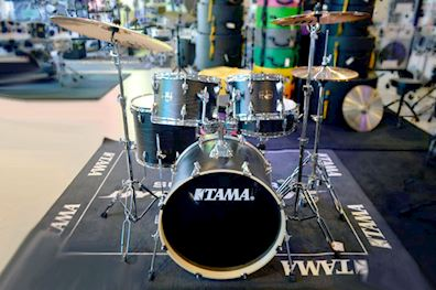 TAMA - DRUMSTEL IE50H6WC-BOW IMPERIALSTAR BLACK OAK WRAP