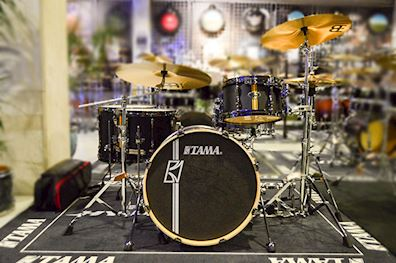 TAMA - ML40HZBN2-FBV DRUMSTEL SUPERSTAR HYPER-DRIVE MAPLE DUO SNARE