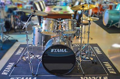 TAMA - rm50yh6c-gxs drumstel rhythm mate incl. hardware & cymbals
