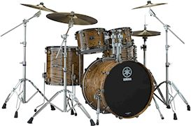 YAMAHA - DRUMSTEL LIVE CUSTOM HYBRID OAK ROCK UZU NATURAL