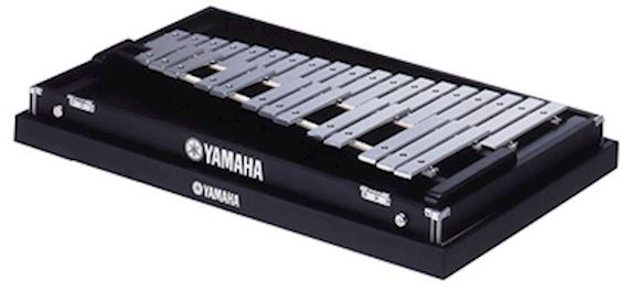 YAMAHA - GLOCKENSPIELS 2 1/2 OCTAVES, F2-C5, BAR SIZES: 31MM WIDE