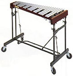 YAMAHA - GLOCKENSPIELS 3 1/3 OCTAVES, C2-E5, BAR SIZES: 32.5MM WIDE