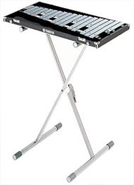 YAMAHA - GLOCKENSPIELS 2 1/2 OCTAVES, F2-C5, BAR SIZES: 30MM WIDE