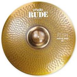 "PAISTE - RUDE 22"" THE REIGN POWER RIDE CYMBAL"