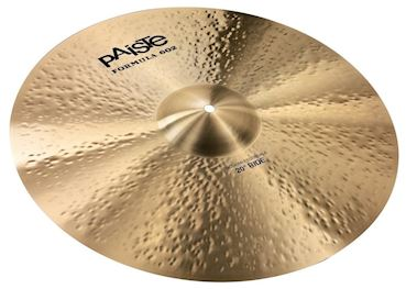 "PAISTE - FORMULA 602 MODERN ESSENTIALS 20"" RIDE"