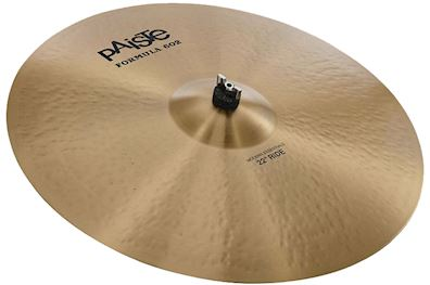 "PAISTE - FORMULA 602 MODERN ESSENTIALS 22"" RIDE"
