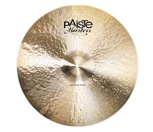 "PAISTE - MASTERS 21"" MEDIUM RIDE CYMBAL"