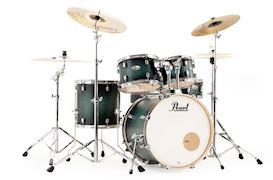 PEARL - DMP925SC213 DECADE MAPLE DRUMSTEL DEEP FOREST BURST INCL HW