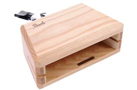 PEARL - PAB-20 ASHTONE BLOCK, SMALL, MOUNTABLE WOODBLOCK