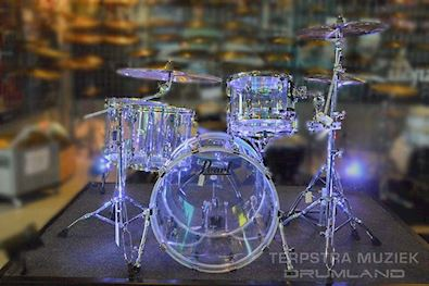 PEARL - CRB524FPC730 4-PC CRYSTAL BEAT DRUM SHELL SET