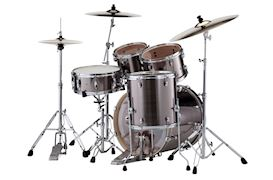 PEARL - EXX705NBRC21 EXPORT DRUMSTEL SMOKEY CHROME