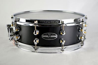 PEARL - HEAL1450 HYBRID EXOTIC SNARE DRUM 14X5, CAST ALUMINUM - 3MM,