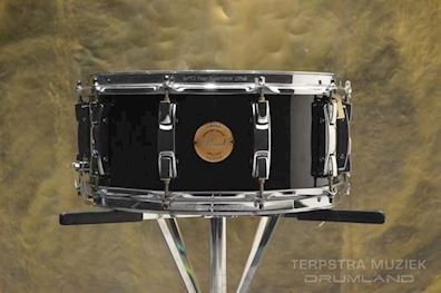 "PEARL - LIMITED 14""X5,5"" SNAREDRUM MAPLE BLACK"