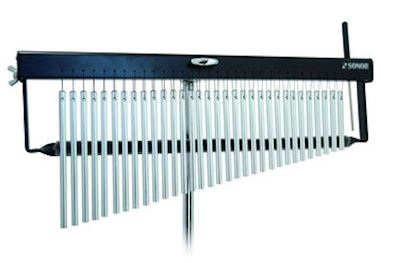 SONOR - BC32 BAR CHIMES, 32 BARS INCL. DAMPENING SYSTEM