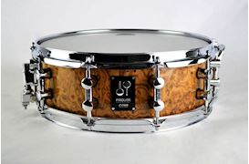 SONOR - PL 1405 SDW SNARE DRUM 14X5 CHOCOLATE BURL