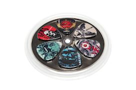 BOSTON - BRP6-088 GITAAR PICKS SET (6) 0.88 MM