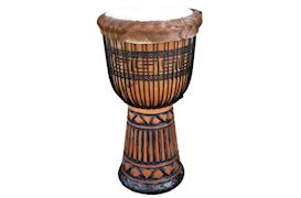 TERRE PERCUSSION - PROFESSIONAL PLAYER - DJEMBE 65CM