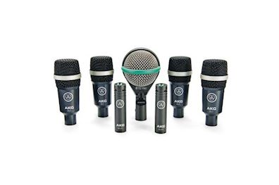 AKG - CONCERT 1 MICROPHONE PACK