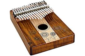 MEINL - KL1706H SOUND HOLE KALIMBA 17 NOTES