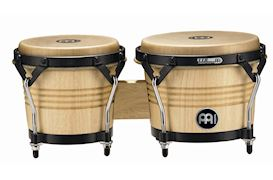 MEINL - LC300NT-M 6 3/4''/8'' WOOD BONGO NATURAL