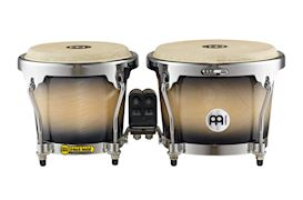 MEINL - MB400BKMB 6 3/4''/8'' RAPC BONGO BLACK MAPLE BURST