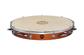 MEINL - PA12CN-M 12'' PANDEIRO CHEST NUT