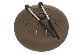 MEINL - STD1VB STEEL TONGUE DR VINTAGE A-MINOR