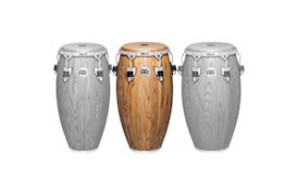 MEINL - WC1134ZFA-M CONGA WOODCRAFT 11 3/4'' ZEBRA FINISHED ASH