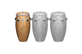 MEINL - WC11ZFA-M QUINTO WOODCRAFT 11'' ZEBRA FINISHED ASH