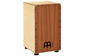 MEINL - WCP100MH CAJON WOODCRAFT PROFESSIONAL MAHOGANY FRONT