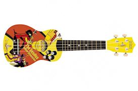 THE BEATLES - YSUK03 YELLOW SUBMARINE UKULELE CHARACTERS