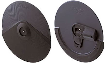ROLAND - CY-8 DUAL TRIGGER CYMBAL PAD, 12""