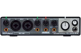 ROLAND - RUBIX24 USB AUDIO INTERFACE