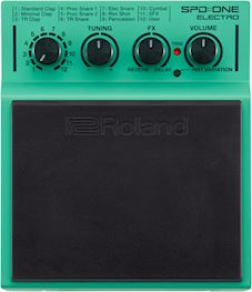 ROLAND - SPD-1E SAMPLING PAD SPD::ONE ELECTRO
