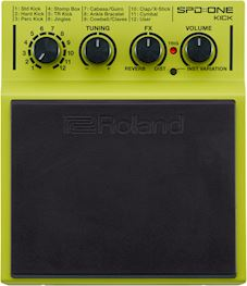 ROLAND - SPD-1K SAMPLING PAD SPD::ONE KICK