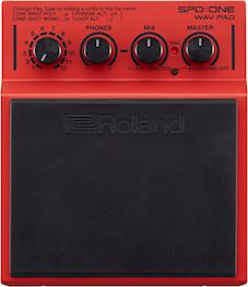 ROLAND - SPD-1W SAMPLING PAD SPD::ONE WAV PAD