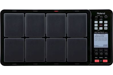 ROLAND - SPD-30-BK SAMPLING PAD OCTAPAD BLACK