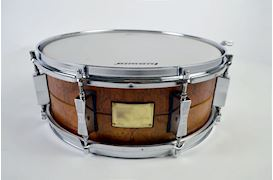 SONOR - BUBINGA SNAREDRUM OCCASION CUSTOMIZED