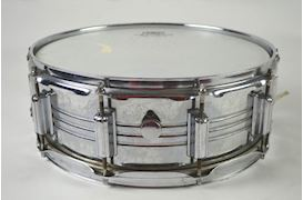 14x5 METALEN SNARE INCL. STAND