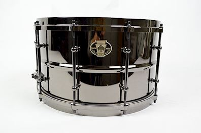 "LUDWIG - LW0814 BLACK MAGIC 14X8"" SNAREDRUM OCCASION"