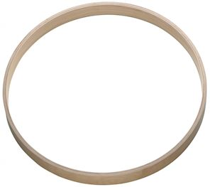 "STAGG - 22"" WOOD BASSDRUMHOOP, BIRCH"