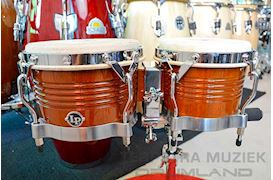 LATIN PERCUSSION - M201-ABW BONGO MATADOR WOOD