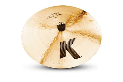 "ZILDJIAN - K0953 K CUSTOM-SERIE 18"" DARK CRASH"
