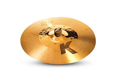 "ZILDJIAN - K1216 K CUSTOM-SERIE 16"" HYBRID CRASH"
